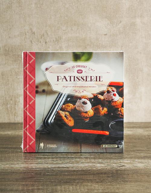 homeware: Le Creuset Patisserie Cookbook!