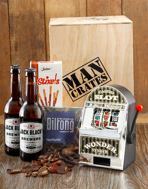man-crates: Wonder Vender Man Crate!