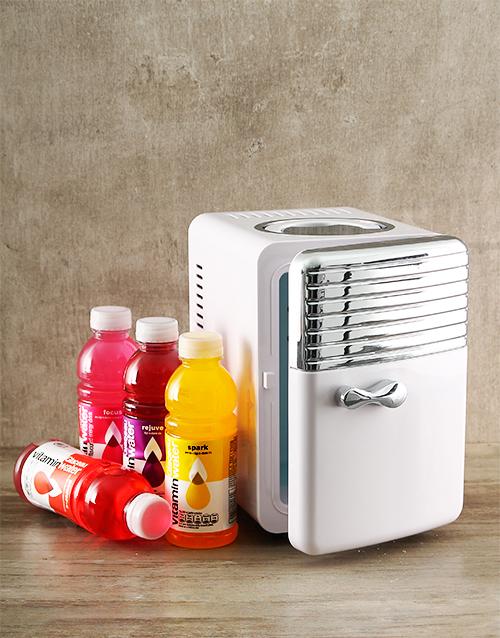 gadgets: Give Me Energy Desk Fridge Gift!