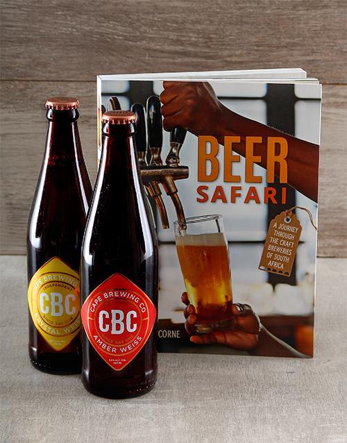 homeware: Beer Safari Hamper!