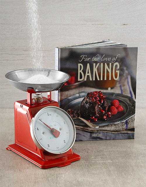 homeware: For the Love of Baking Cookbook!