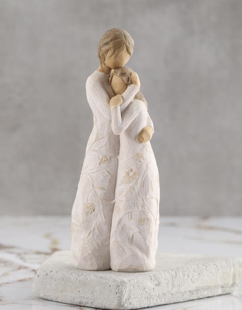 faith: Motherly Love Statue!