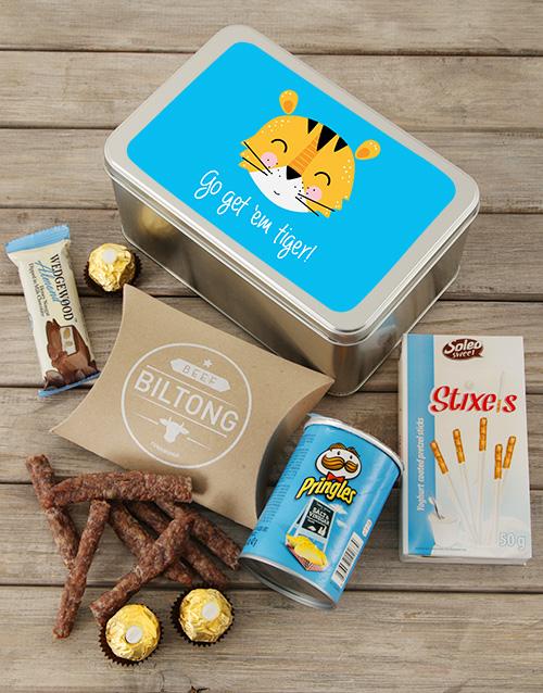 secretarys-day: Go Get Em Snack Tin!