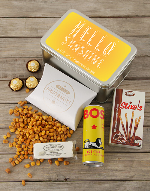 grandparents-day: Hello Sunshine Snack Tin!