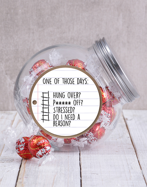 candy-jars: One of Those Days Candy Jar!