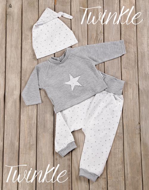 baby: Shine Brightly Little Baby Hamper!