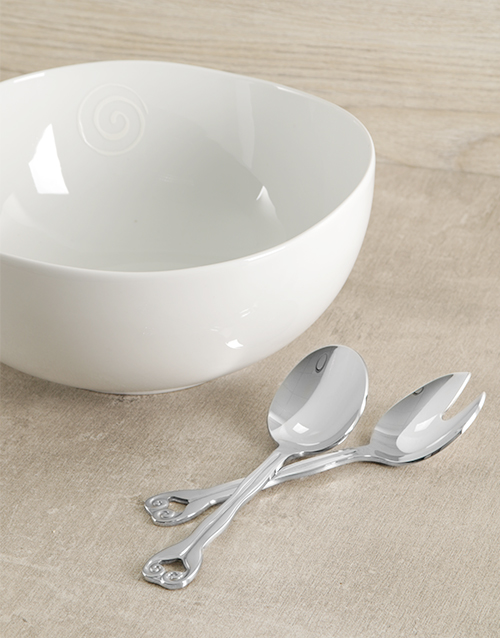mothers-day: Carrol Boyes Large Salad Bowl & Servers!