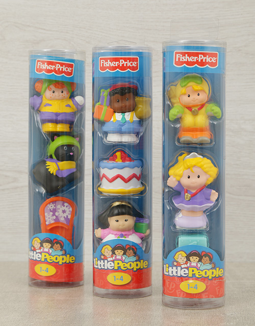 baby: Fisher Price Assorted Little People Toys!