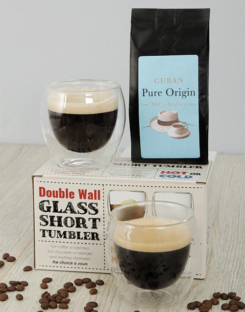 coffee-and-tea: Cuban Coffee and Tumbler Gift!