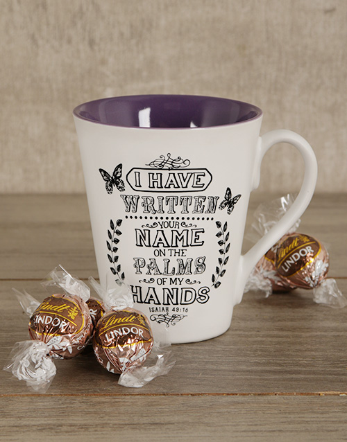 faith: I Have Written Mug Hamper!