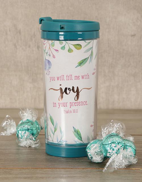 mothers-day: Joy Travel Mug Hamper!