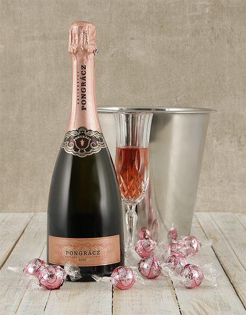 fine-alcohol: Pongracz Rose Ice Bucket!