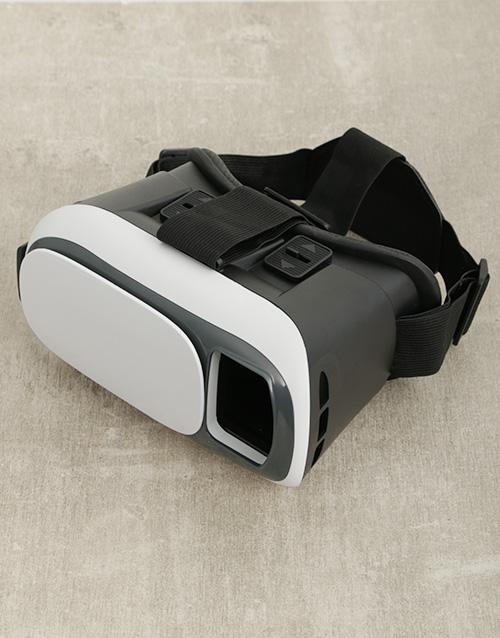 christmas: Virtual Reality Headset!