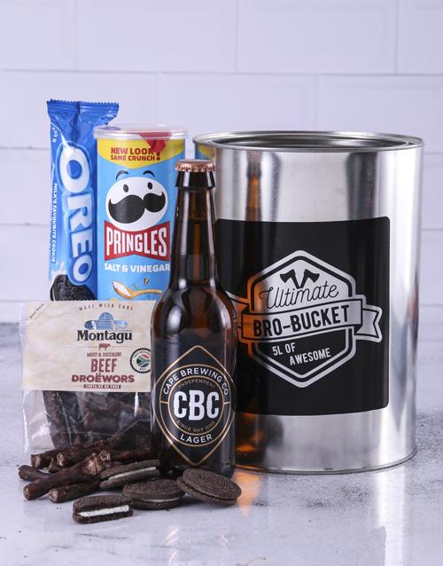 birthday: CBC Craft Beer Bro Bucket!