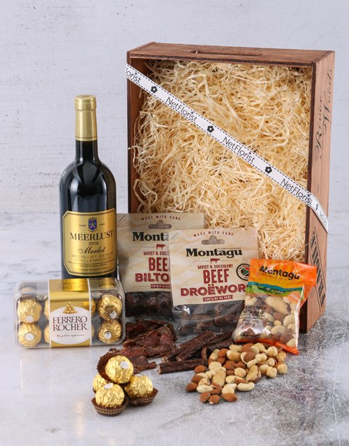 fathers-day: Meerlust Gourmet Crate!