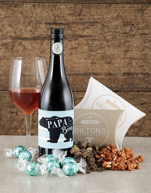 fathers-day: Papa Bear Gourmet Hamper!