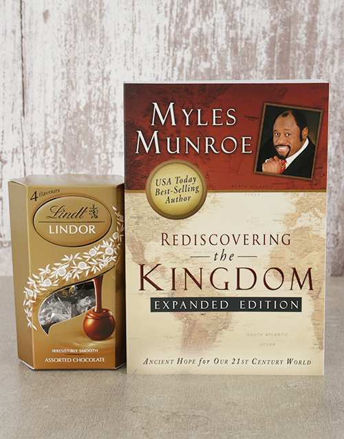 christmas: Rediscovering the Kingdom Book and Lindor!