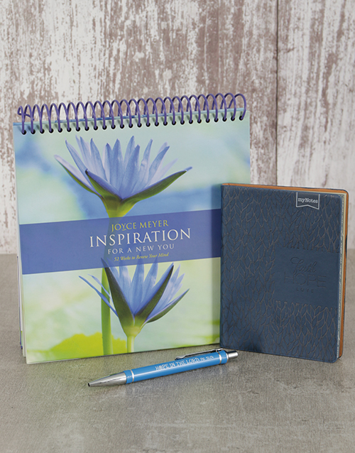 faith: Inspiration Calender and Notebook!
