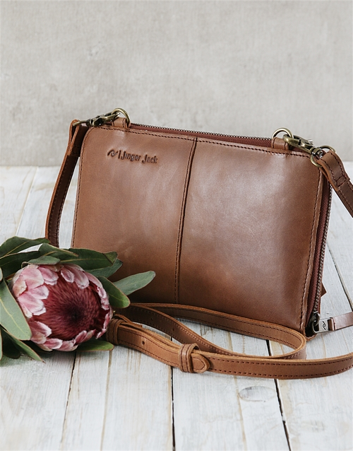 personalised: Jinger Jack Tan Ayo Ladies Purse !