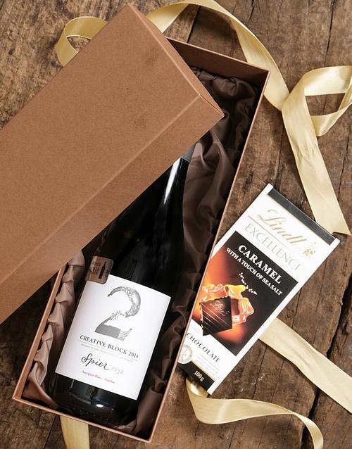 fine-alcohol: Gold Box of Creative Block!