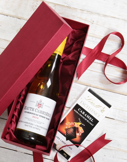 mothers-day: Red Box of Haute Cabriere!