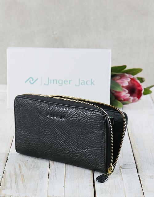 valentines-day: Black Jinger Jack Jordan Ladies Purse!