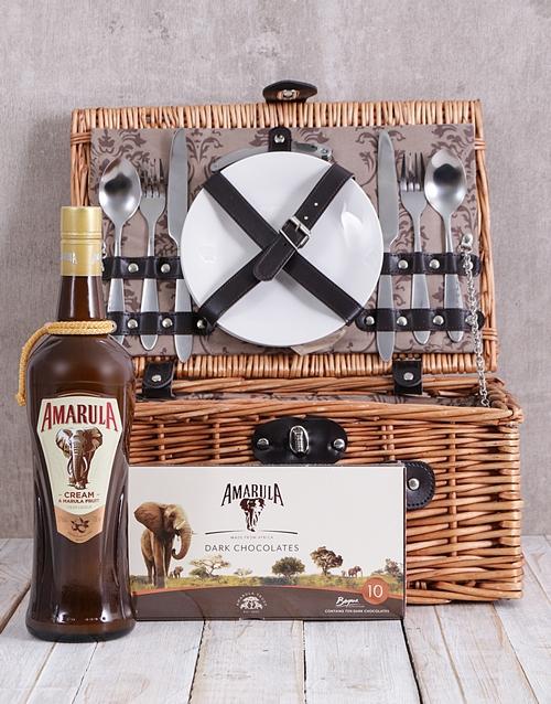 easter: Amarula Picnic Basket!