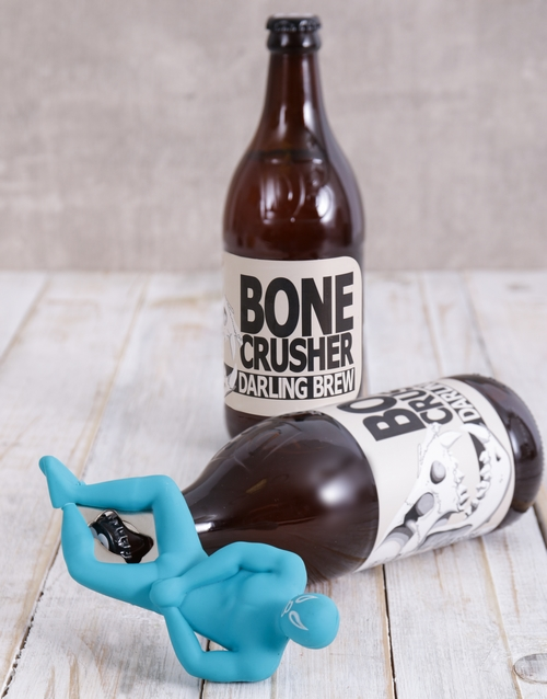 fine-alcohol: Bone Crusher and Bottle Opener Gift!