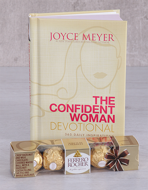 mothers-day: Joyce Meyer Confident Women Hamper!