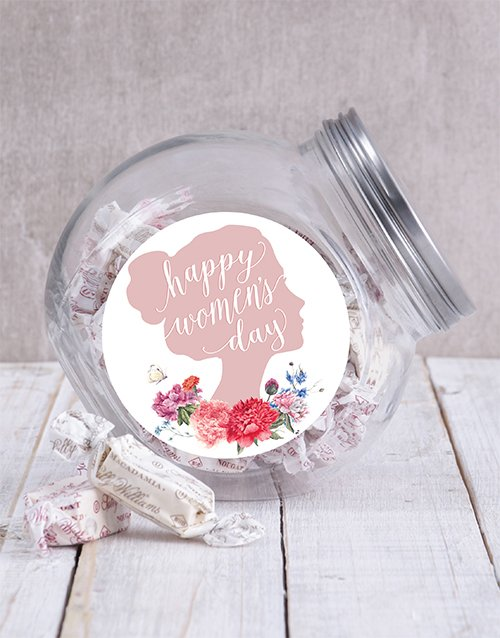 candy-jars: Womens Day Candy Jar!