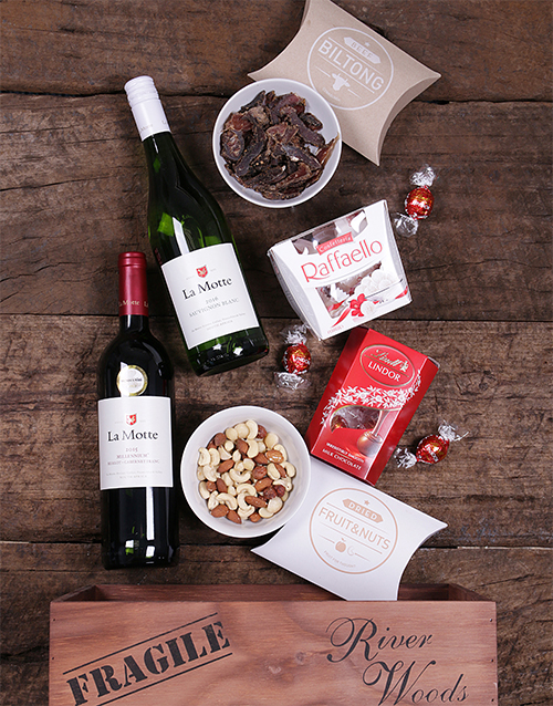 valentines-day: La Motte Duo Gourmet Crate!