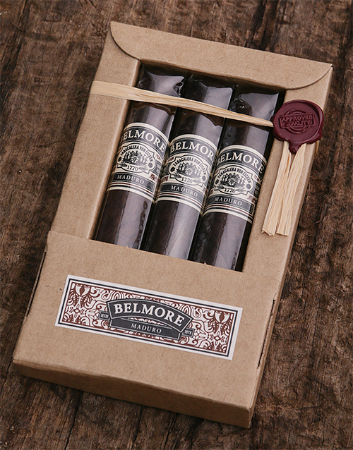 year-end: Belmore Robusto Cigars!