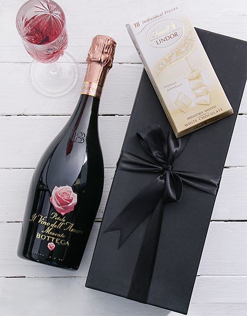 mothers-day: Prosecco Box Hamper!