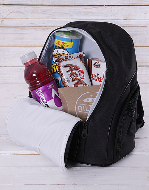 birthday: Backpack Cooler!