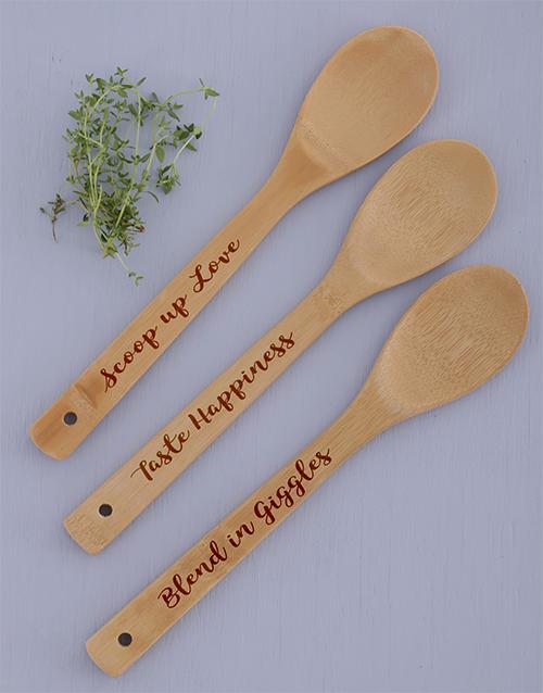 passover: Scoop Blend Taste Spoon Set!