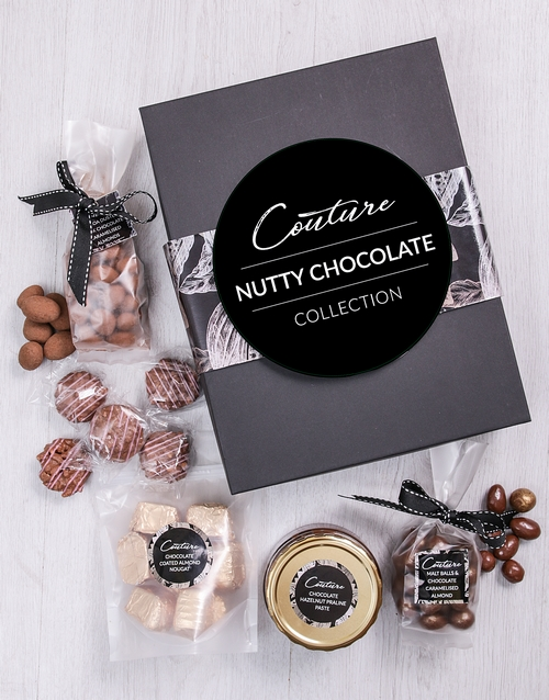 chocolate: Nutty Couture Hamper!