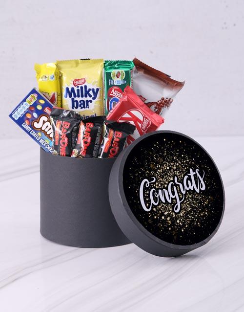 congratulations: Congrats Hat Box!