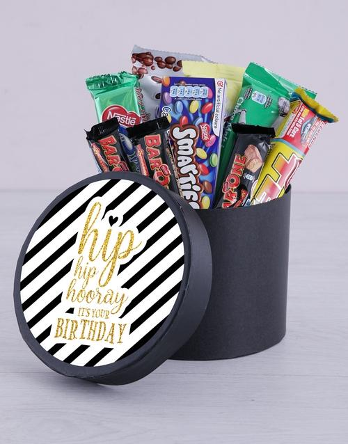 birthday: Hip Hooray Hat Box!