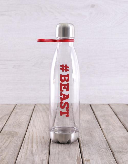 activewear: Beast Water Bottle!