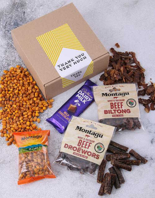 gourmet: Thanks Very Much Biltong Box!