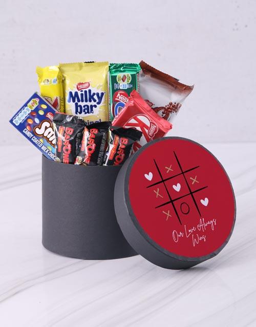 chocolate: Love Wins Hat Box!