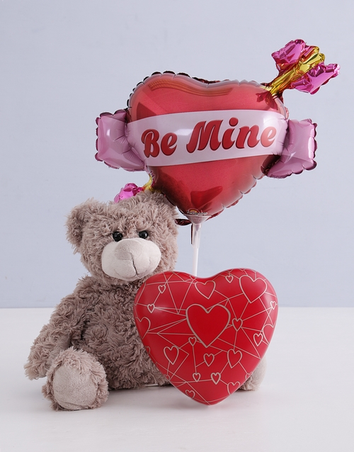 valentines-day: Teddy and Heart Tin!