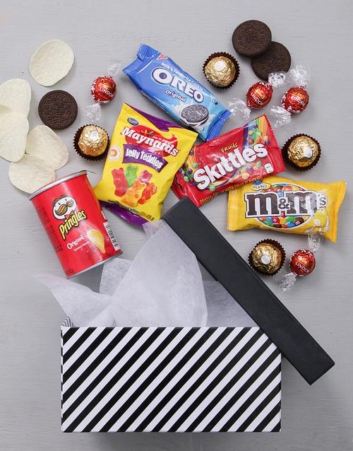 bosses-day: Gift Box of Sweet Treats!
