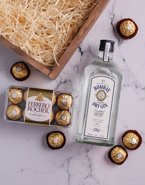 fathers-day: Bombay Dry Gin Hamper!