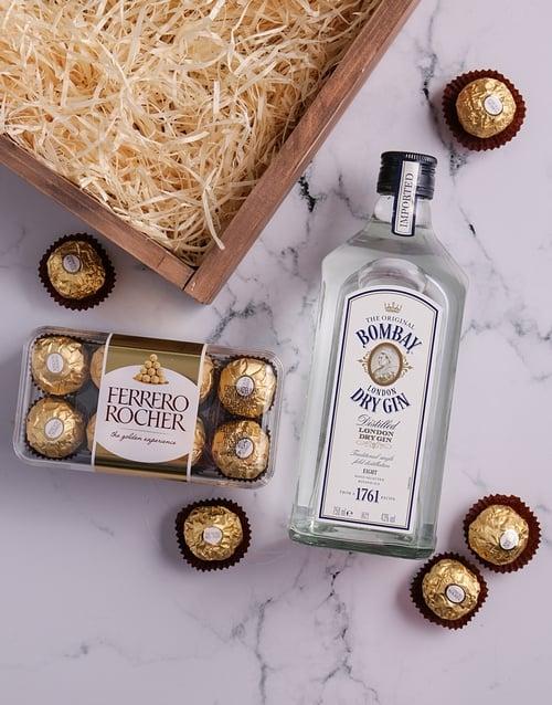 anniversary: Bombay Dry Gin Hamper!
