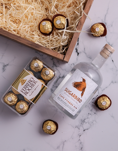birthday: Sugarbird Gin Hamper!