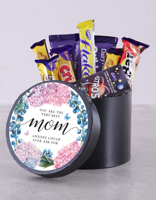 mothers-day: Best Mom Chocolate Box!