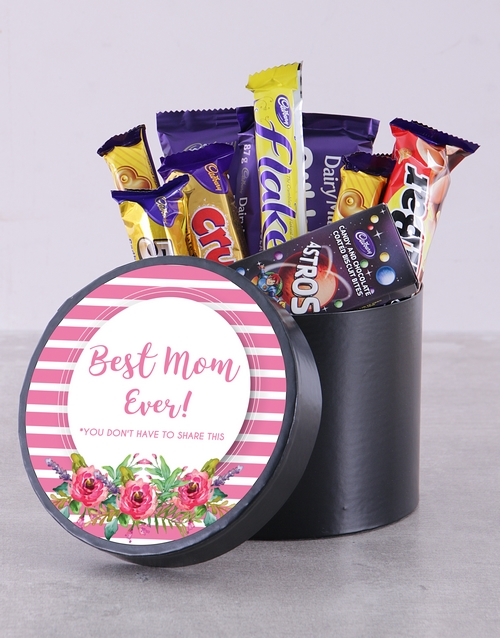 mothers-day: Best Mom Ever Chocolate Box!