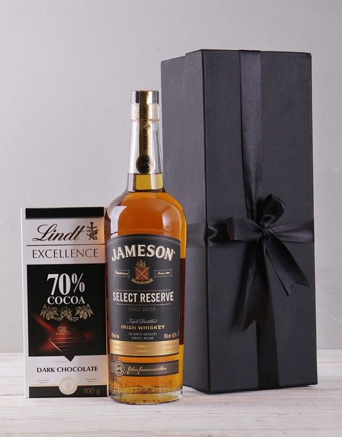 year-end: Black Box of Jameson Select Reserve!