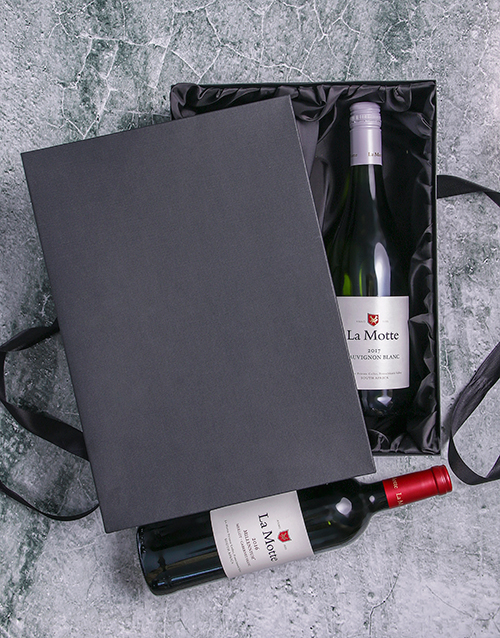 fathers-day: La Motte Wine Duo Giftbox!